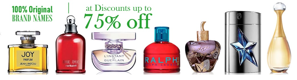 Fragrance Rush Outlet - discount perfume and discount cologne at FragrancesRush.com
