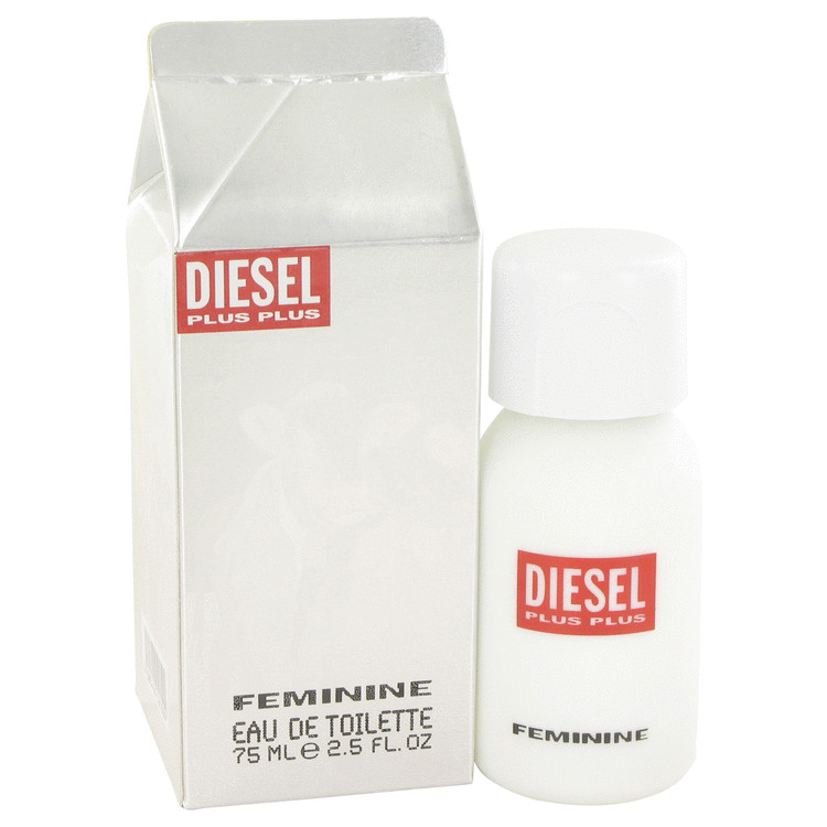 Diesel Plus Plus by Diesel Women's Eau De Toilette Spray 2.5 oz