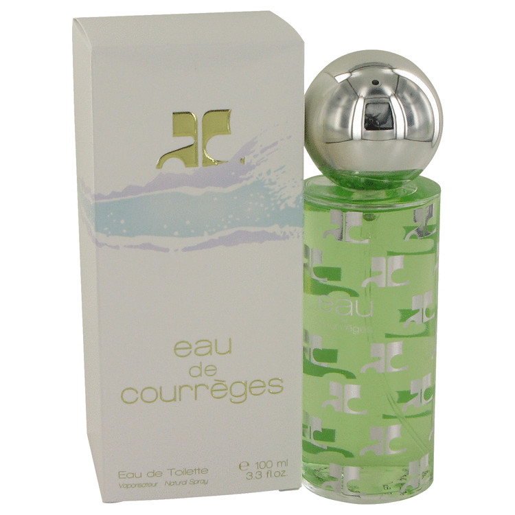 Eau De Courreges by Courreges Women's Eau De Toilette Spray 3.4 oz