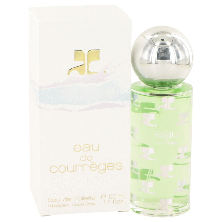 Eau De Courreges by Courreges Women's Eau De Toilette Spray 1.7 oz