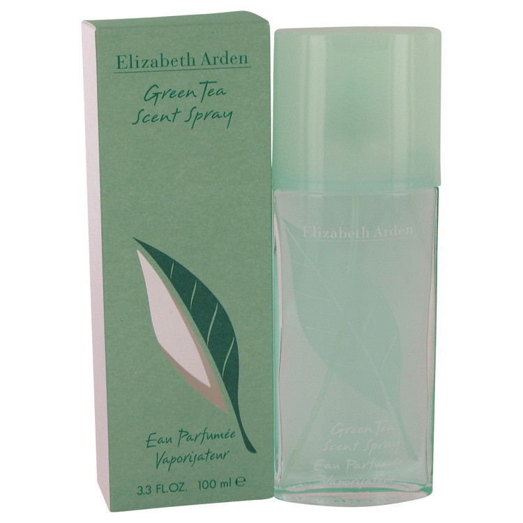 Green Tea by Elizabeth Arden Women's Eau Parfumee Scent Spray 3.4 oz