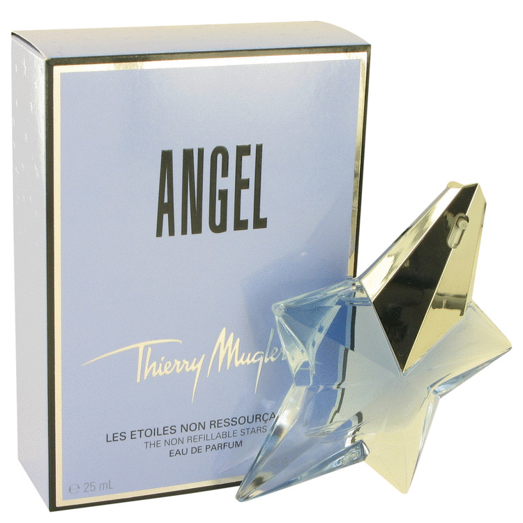 Angel by Thierry Mugler Women's Eau De Parfum Spray .8 oz