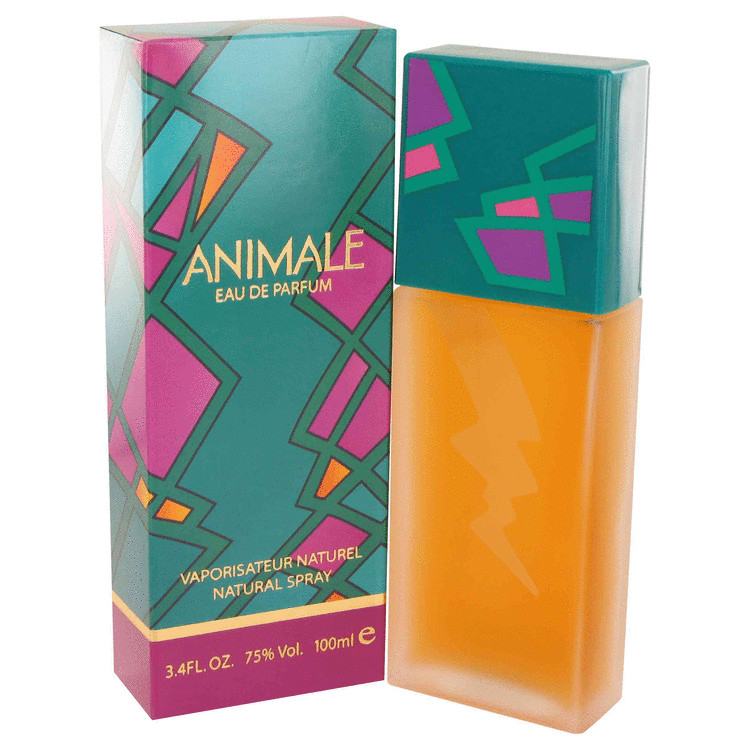 Animale by Animale Women's Eau De Parfum Spray 3.4 oz