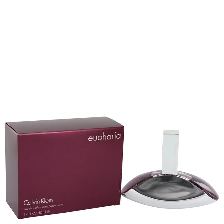 Euphoria by Calvin Klein Women's Eau De Parfum Spray 1.7 oz