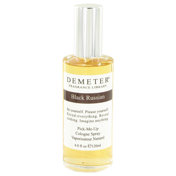 Demeter Black Russian by Demeter Women's Cologne Spray 4 oz