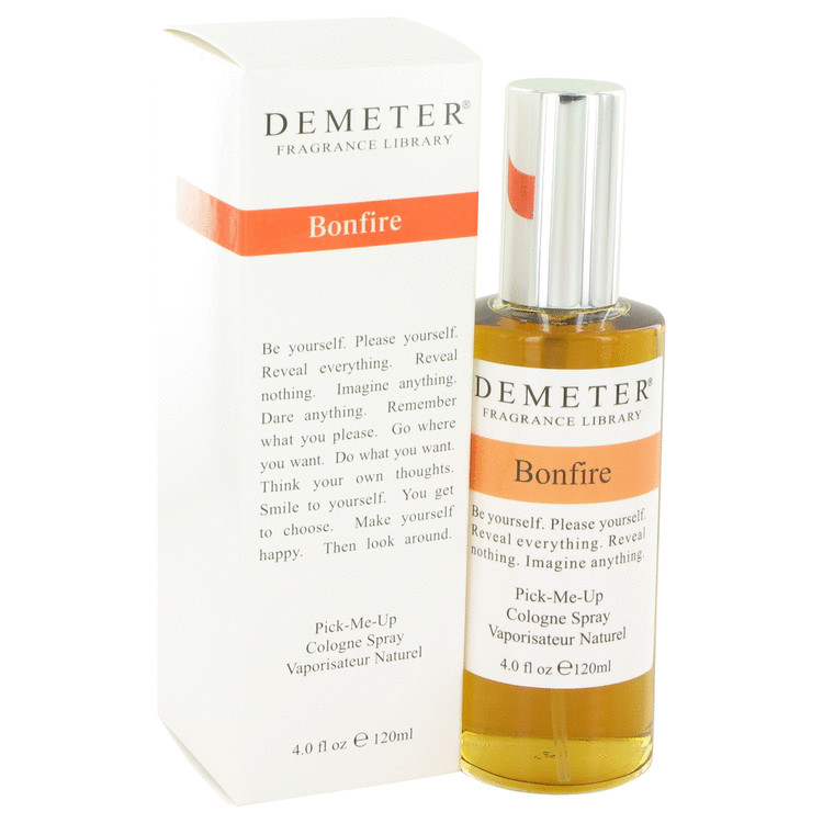 Demeter Bonfire by Demeter Women's Cologne Spray 4 oz