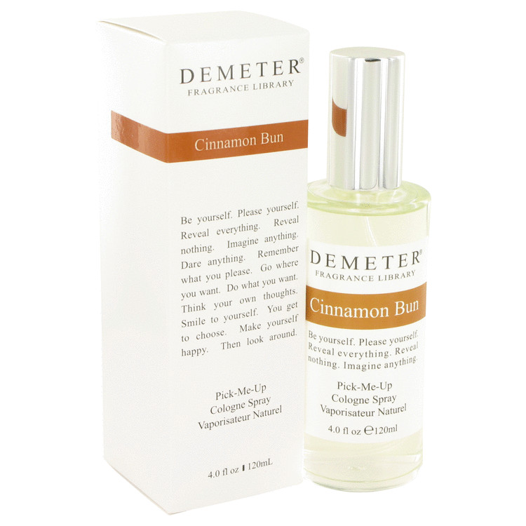Demeter Cinnamon Bun by Demeter Women's Cologne Spray 4 oz