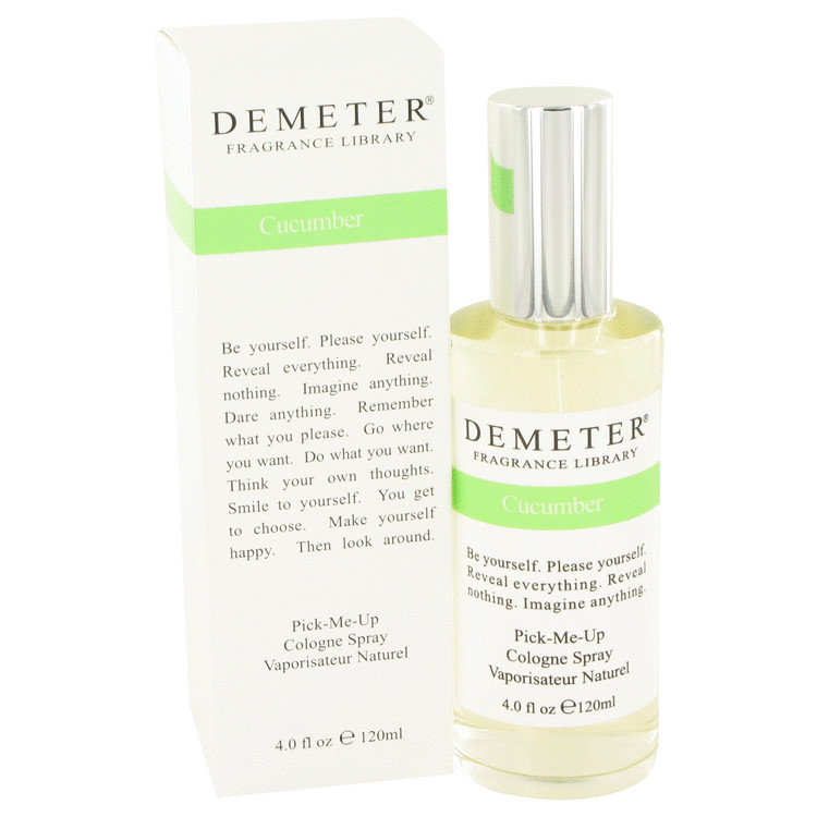 Demeter Cucumber by Demeter Women's Cologne Spray 4 oz