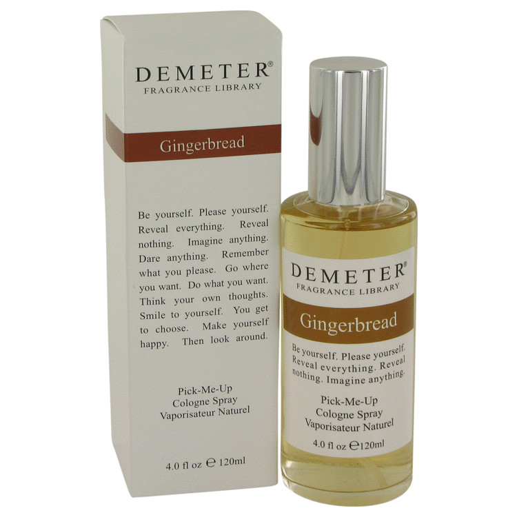 Demeter Gingerbread by Demeter Women's Cologne Spray 4 oz