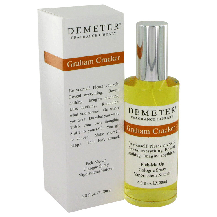 Demeter Graham Cracker by Demeter Women's Cologne Spray 4 oz
