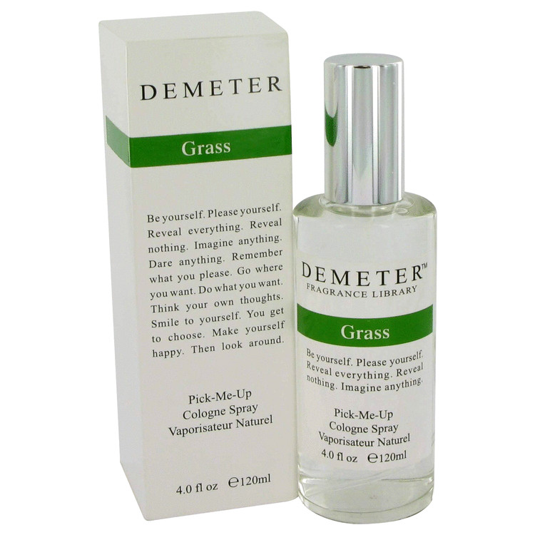 Demeter Grass by Demeter Women's Cologne Spray 4 oz