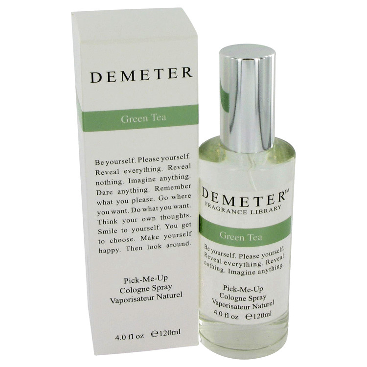 Demeter Green Tea by Demeter Women's Cologne Spray 4 oz