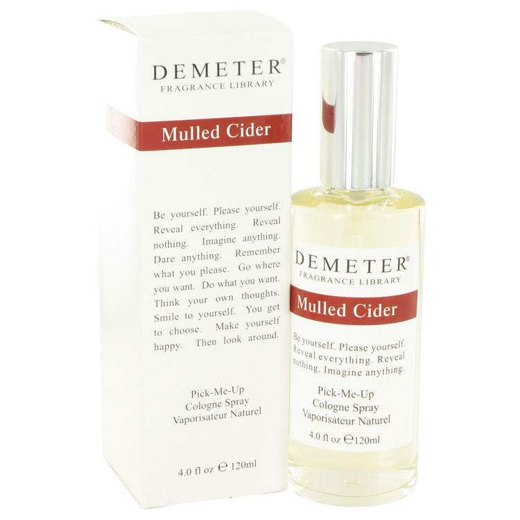 Demeter Mulled Cider by Demeter Women's Cologne Spray 4 oz