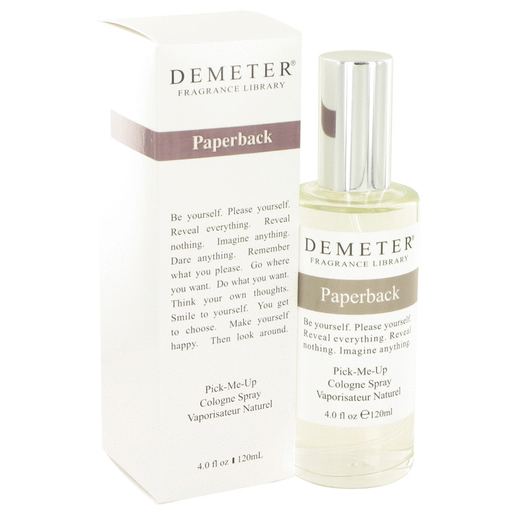 Demeter Paperback by Demeter Women's Cologne Spray 4 oz