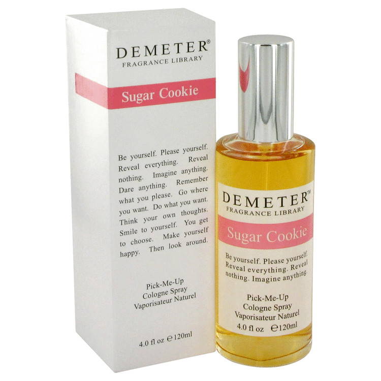 Demeter Sugar Cookie by Demeter Women's Cologne Spray 4 oz