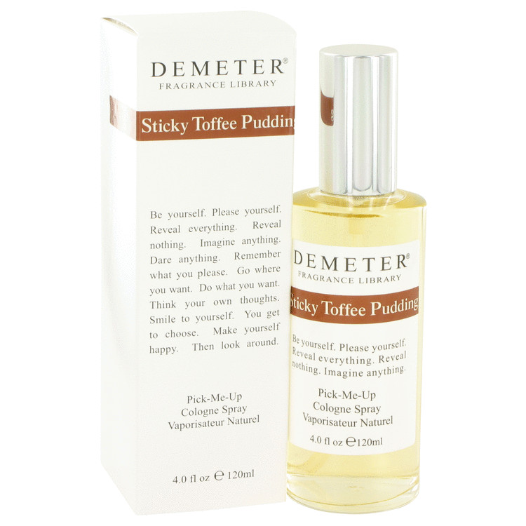 Demeter Sticky Toffe Pudding by Demeter Women's Cologne Spray 4 oz