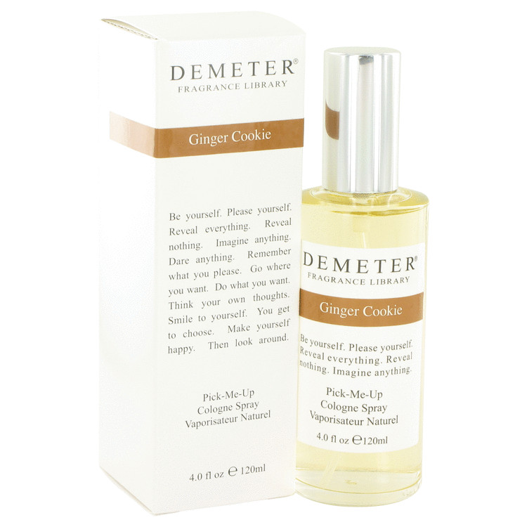 Demeter Ginger Cookie by Demeter Women's Cologne Spray 4 oz