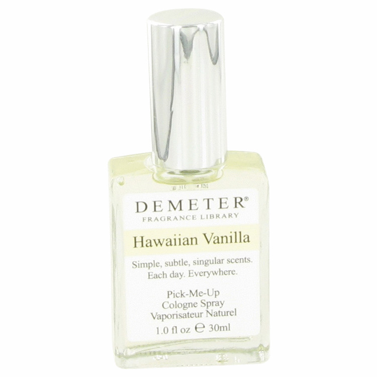 Demeter Hawaiian Vanilla by Demeter Women's Cologne Spray 1 oz