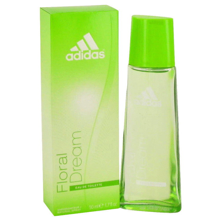 Adidas Floral Dream by Adidas Women's Eau De Toilette Spray 1.7 oz