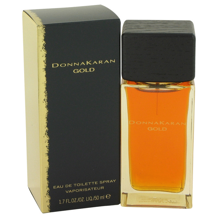 Donna Karan Gold by Donna Karan Women's Eau De Toilette Spray 1.7 oz