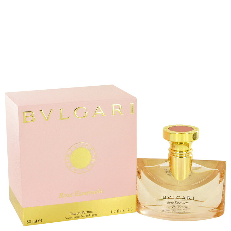 Bvlgari Rose Essentielle by Bvlgari Women's Eau De Parfum Spray 1.7 oz