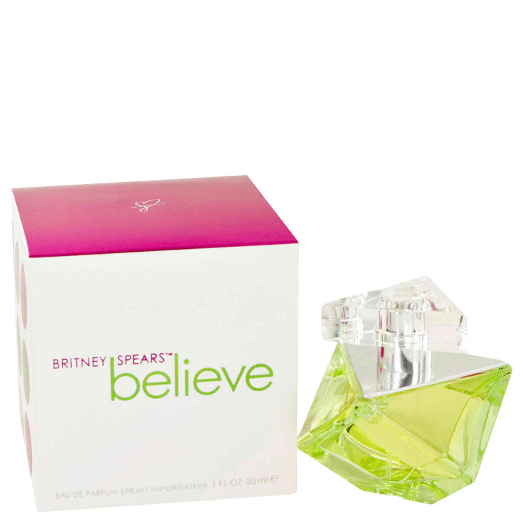 Believe by Britney Spears Women's Eau De Parfum Spray 1 oz