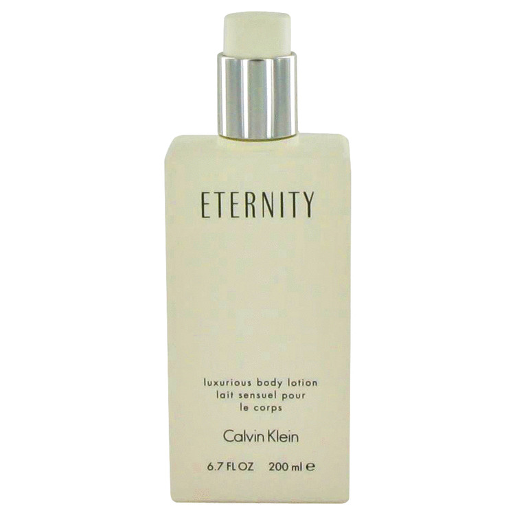 Eternity by Calvin Klein Women's Body Lotion (unboxed) 6.7 oz