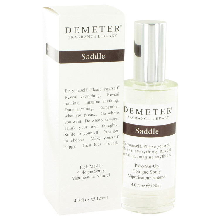 Demeter Saddle by Demeter Women's Cologne Spray 4 oz