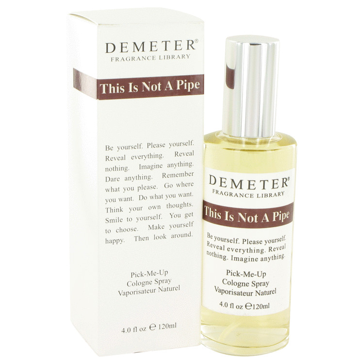 Demeter This Is Not A Pipe by Demeter Women's Cologne Spray 4 oz