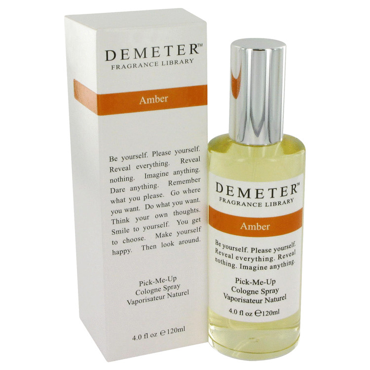 Demeter Amber by Demeter Women's Cologne Spray 4 oz