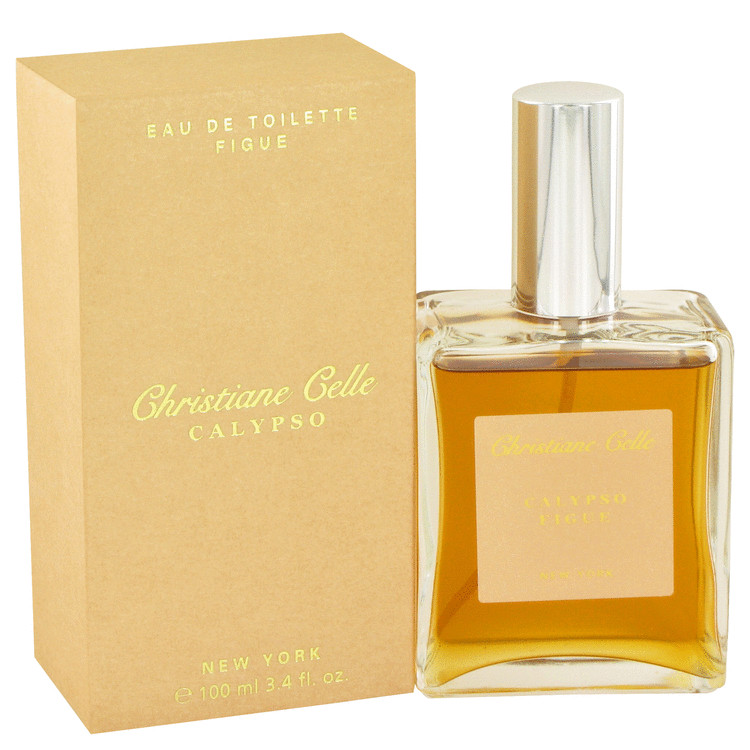 Calypso Figue by Calypso Christiane Celle Women's Eau De Toilette Spray 3.4 oz