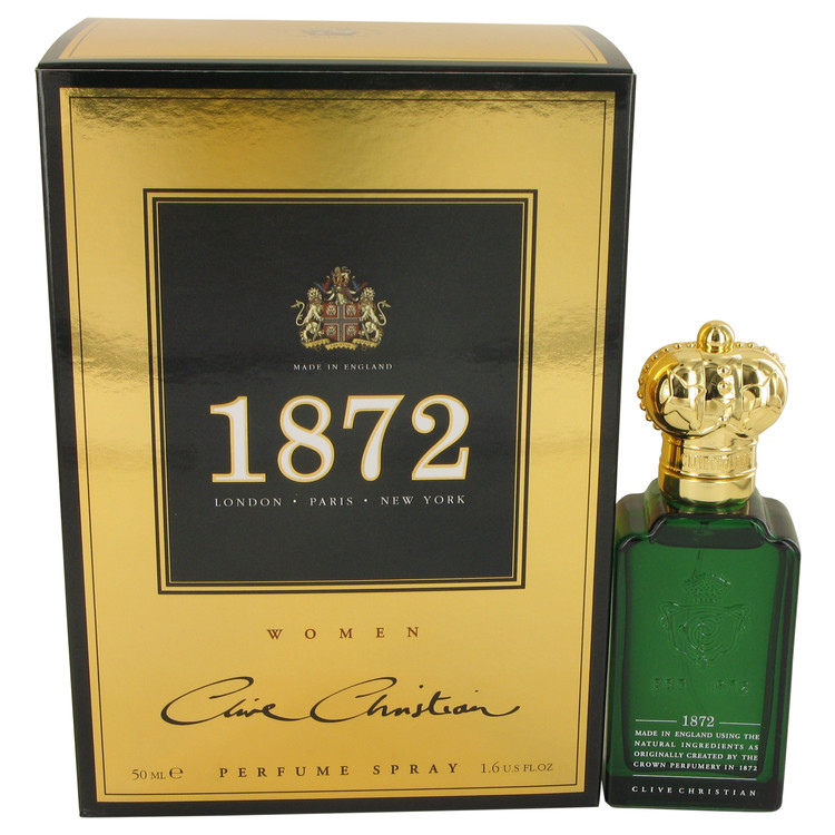 Clive Christian 1872 by Clive Christian Women's Perfume Spray 1.6 oz