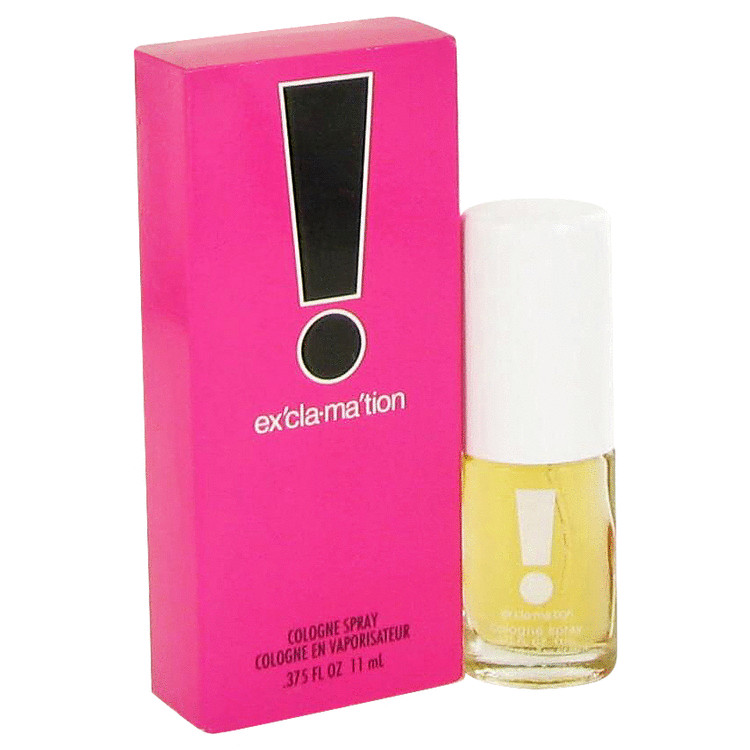 Exclamation by Coty Women's Cologne Spray .375 oz