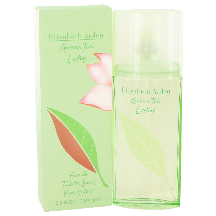 Green Tea Lotus by Elizabeth Arden Women's Eau De Toilette Spray 3.3 oz