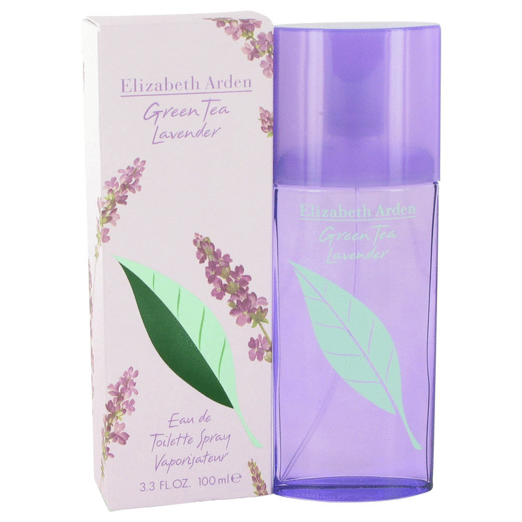 Green Tea Lavender by Elizabeth Arden Women's Eau De Toilette Spray 3.3 oz