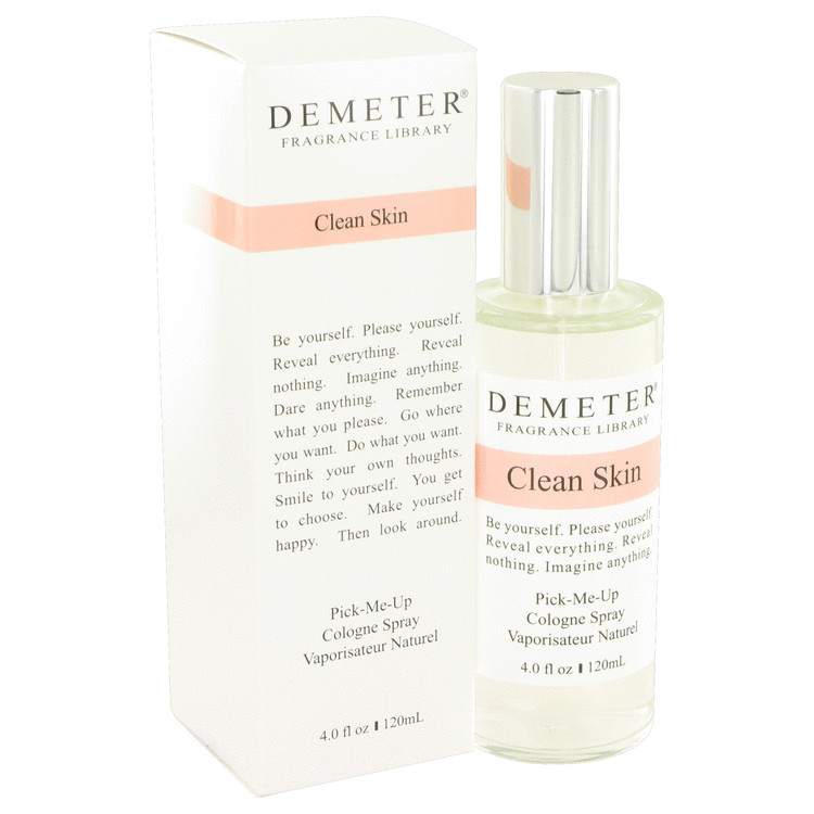 Demeter Clean Skin by Demeter Women's Cologne Spray 4 oz