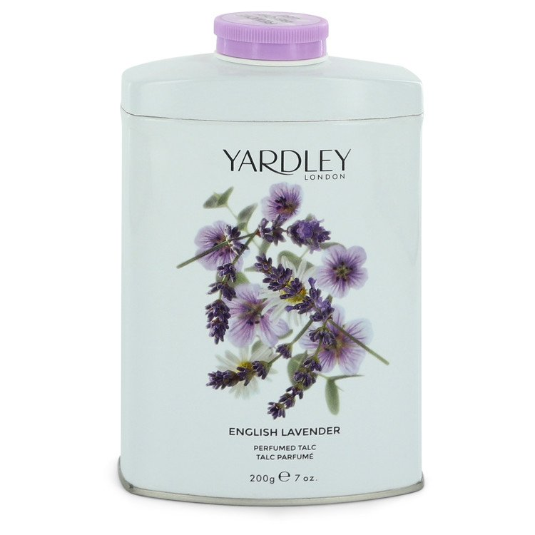 English Lavender by Yardley London Women's Talc 7 oz