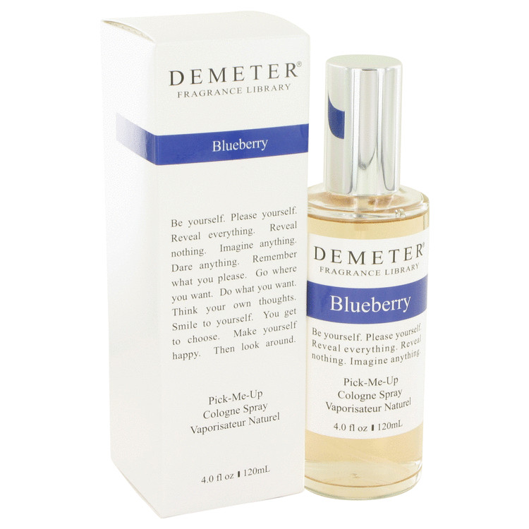 Demeter Blueberry by Demeter Women's Cologne Spray 4 oz