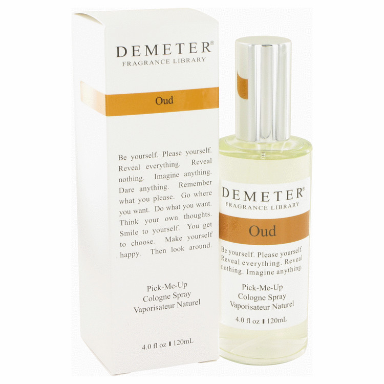 Demeter Oud by Demeter Women's Cologne Spray 4 oz