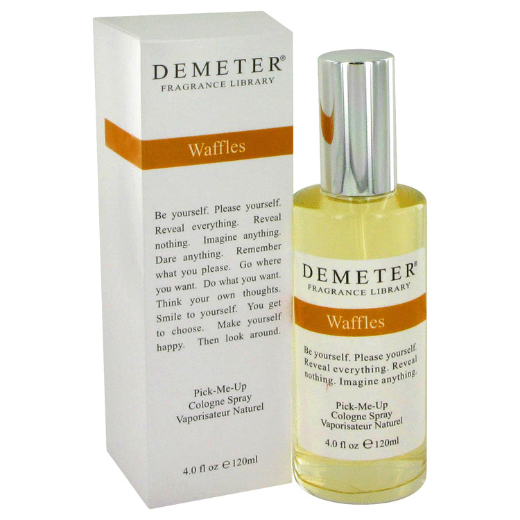 Demeter Waffles by Demeter Women's Cologne Spray 4 oz