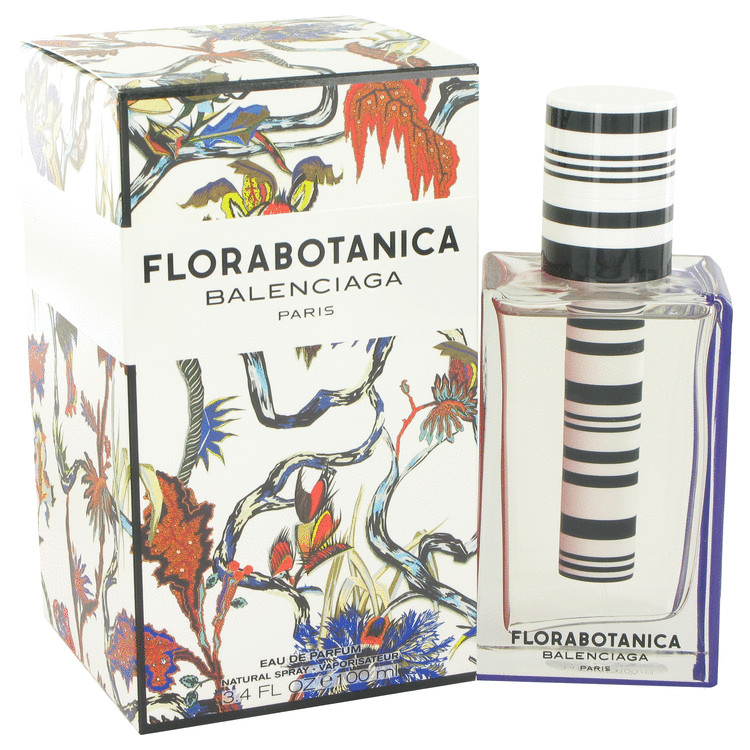 Florabotanica by Balenciaga Women's Eau De Parfum Spray 3.4 oz