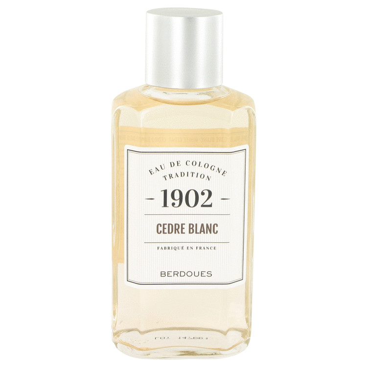 1902 Cedre Blanc by Berdoues Women's Eau De Cologne 8.3 oz