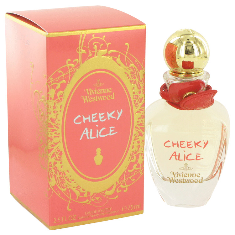Cheeky Alice by Vivienne Westwood Women's Eau De Toilette Spray 2.5 oz