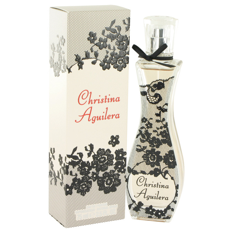Christina Aguilera by Christina Aguilera Women's Eau De Parfum Spray 2.5 oz