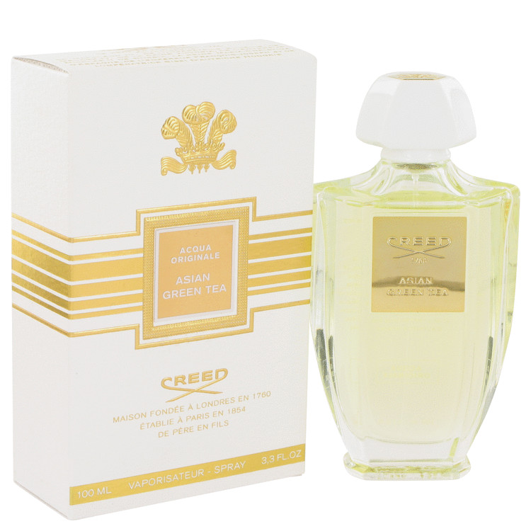 Asian Green Tea by Creed Women's Eau De Parfum Spray 3.3 oz