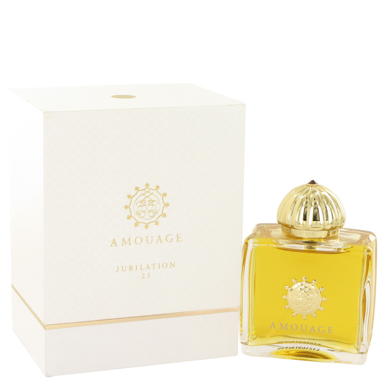 Amouage Jubilation 25 by Amouage Women's Eau De Parfum Spray 3.4 oz