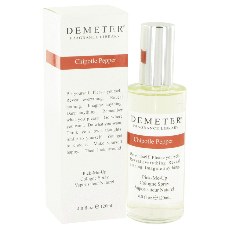 Demeter Chipotle Pepper by Demeter Women's Cologne Spray 4 oz