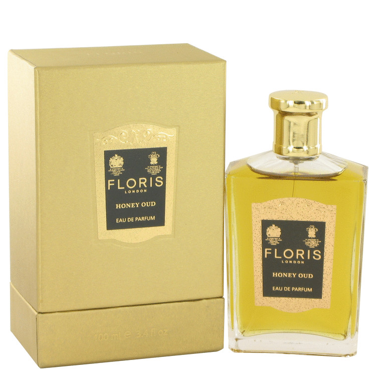 Floris Honey Oud by Floris Women's Eau De Parfum Spray 3.4 oz