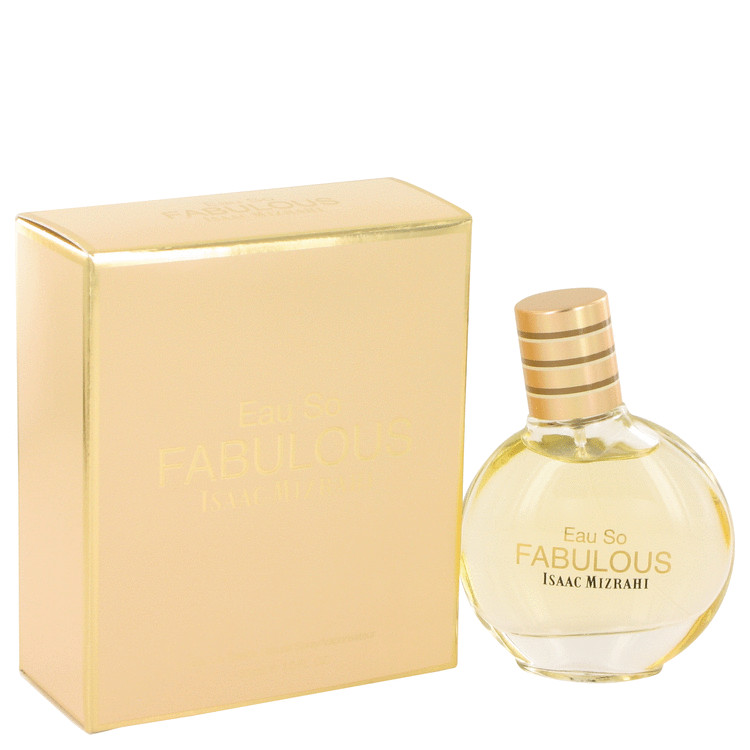 Eau So Fabulous by Isaac Mizrahi Women's Eau De Toilette Spray 1 oz