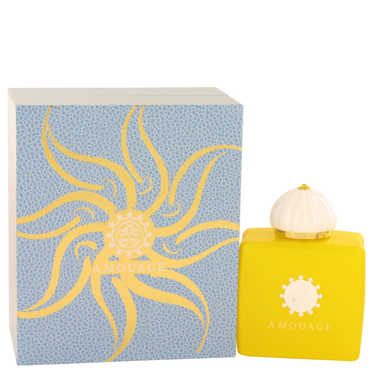 Amouage Sunshine by Amouage Women's Eau De Parfum Spray 3.4 oz